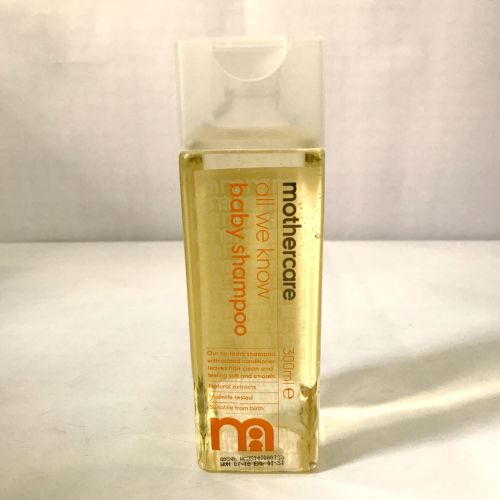 Mothercare All We Know Baby Shampoo