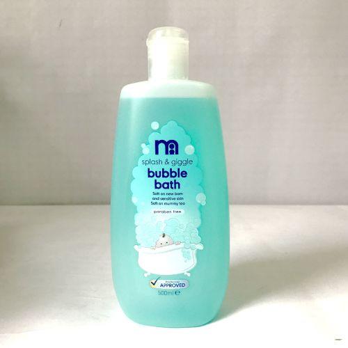 Mothercare Splash & Giggle Bubble Bath