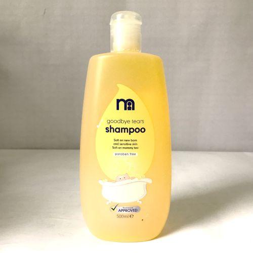 Mothercare Goodbye Tears Shampoo