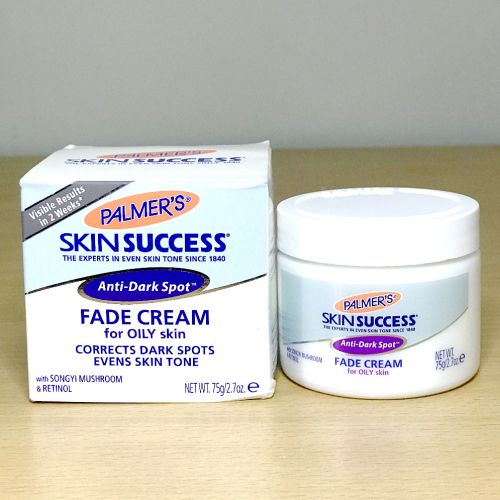 Palmar Anti-Dark Spot Fade Cream, for Oily Skin