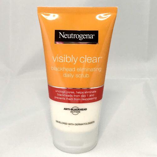 Neutrogena Visibly Clear Blackhead Eliminating Daily Scrub / Pink Grapefruit Daily Scrub 150ml