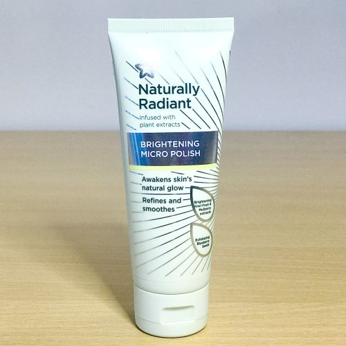 Superdrug Naturally Radiant Brightening Micro Polish 75ml