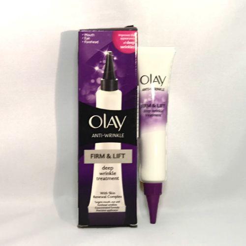 Olay Anti-Wrinkle Firm & Lift Deep Wrinkle Treatment Cream