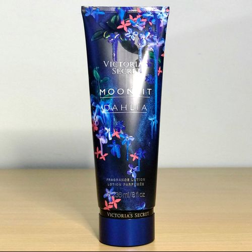 Victoria's Secret Midnight Blooms Moonlit Dahlia Fragnance Lotion