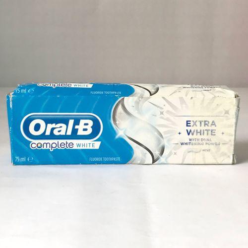 Oral-B Complete Extra White Toothpaste (Mini)
