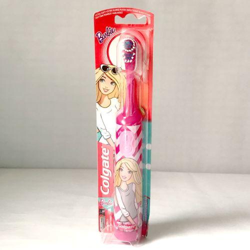 Colgate Barbie Kids Electric Toothbrush