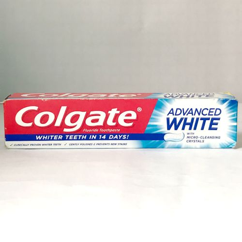 Colgate Total Advanced Whitening Paste Toothpaste