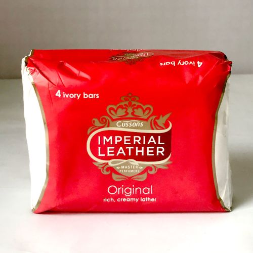 Imperial Leather Original Rich,Creamy Lather Ivory Bar