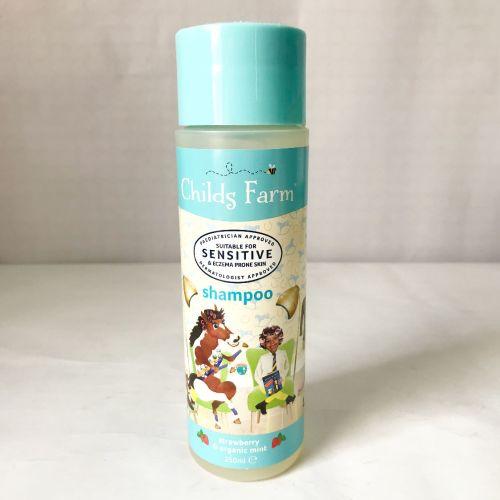 Childs Farm Shampoo for Lusicous Locks