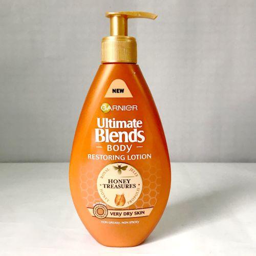 Garnier Ultimate Blends Honey Treasures Restoring Body Lotion