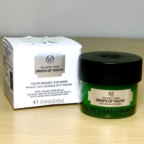 The Body Shop Drops of Life Youth Bouncy Eye Mask 20 ml