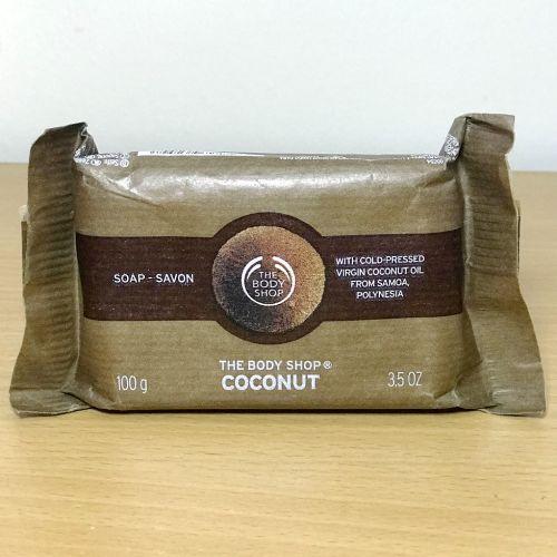 The Body Shop Coconut Soap