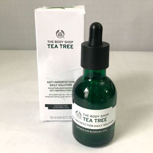 The Body Shop Tea Tree Anti-imperfection Daily Solution 50 ml