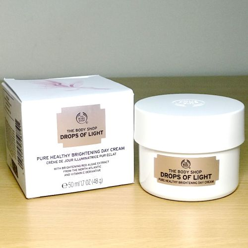 The Body Shop Drops of Light Brightening Day Cream 50 ml