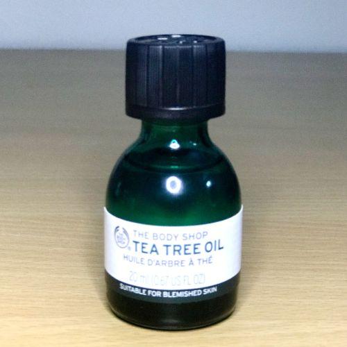 The Body Shop Tea Tree Oil(Blemished Skin)