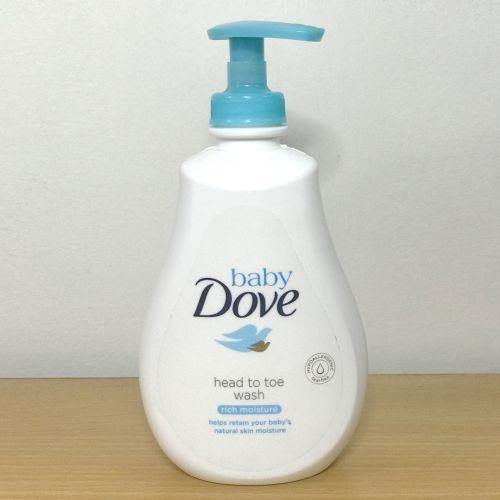Baby Dove Head to Toe Wash,Rich Moisture