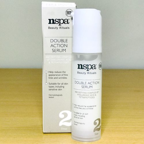 Nspa Beauty Rituals Double Action Serum 30ml
