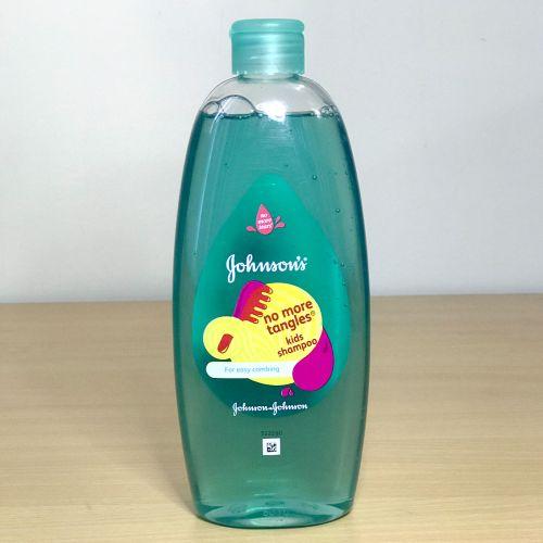 JOHNSON'S® No More Tangles® Kids Shampoo