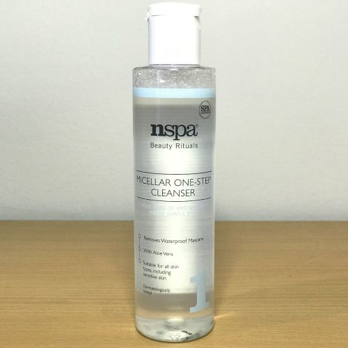 Nspa Beauty Rituals Micellar One-Step Cleanser