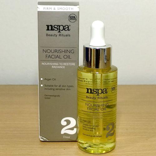 Nspa Beauty Rituals Nourishing Facial Oil