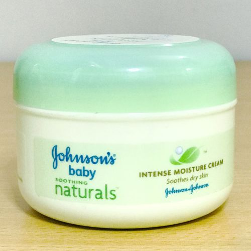 JOHNSON'S® Baby Soothing Naturals Intense Moisture Cream