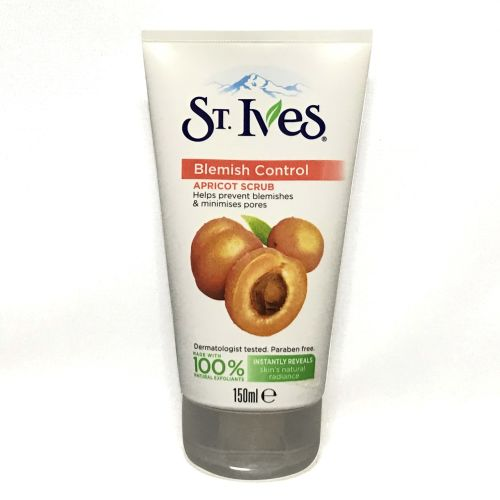 St. Ives Blemish Control Face Scrub Apricot