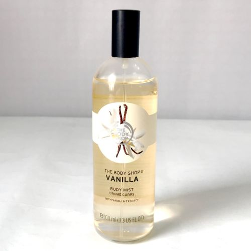 The Body Shop Vanilla Body Mist 100 ml