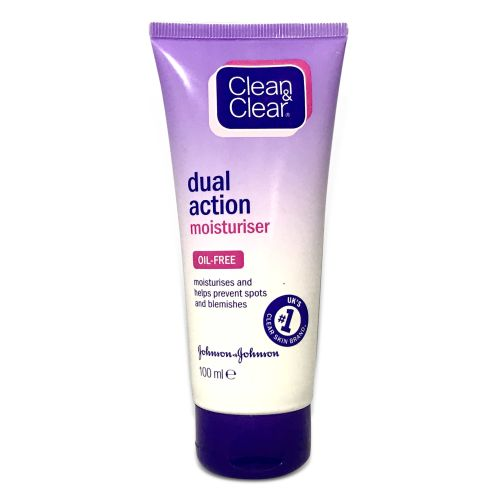 Clean & Clear Dual Action Moisturiser