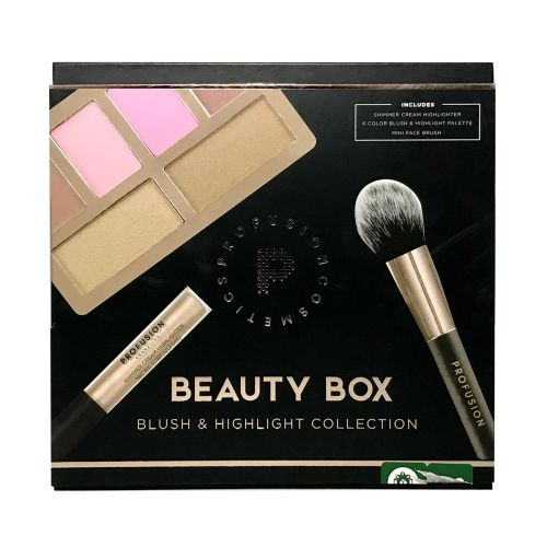 Profusion Cosmetices Beauty Box Blush & Highlight Collection