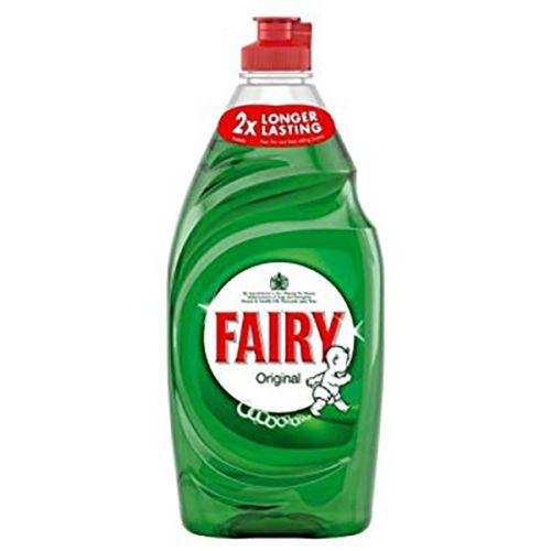 Fairy Original green Lemon Washing Up Liquid