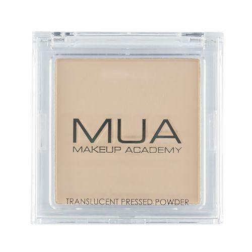 MUA Translucent Pressed Powder