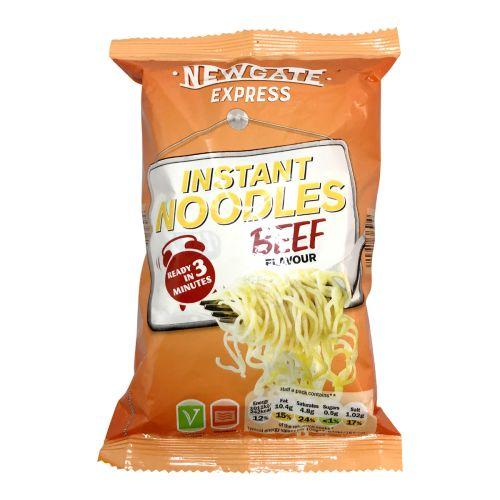 Newgate Instant noodles beef flavour 100g