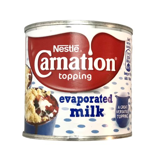 Nestlé Carnation Topping Evaporated Milk