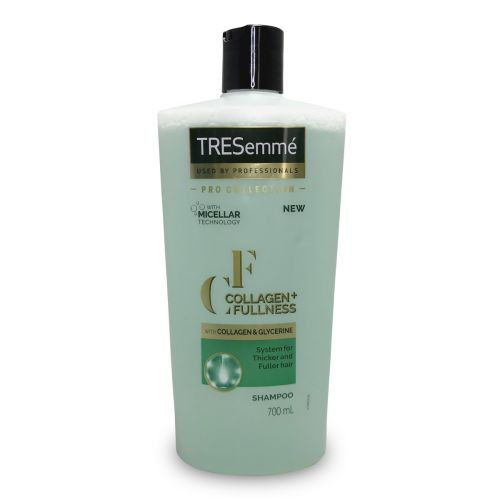 TRESemmé Collagen+ Fullness With Collagen & Glycerine shampoo 700ML