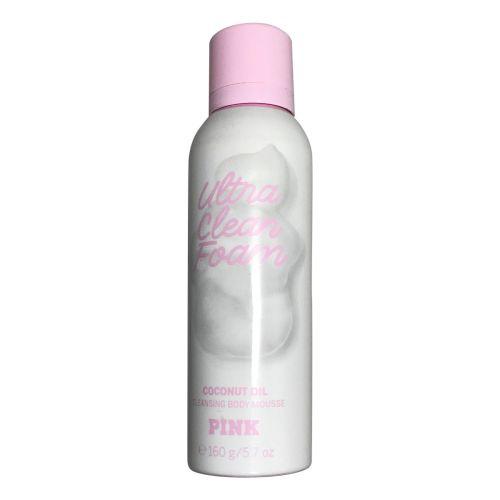 Victoria's Secret Pink Ultra Clean Foam Cleansing Body Bousse