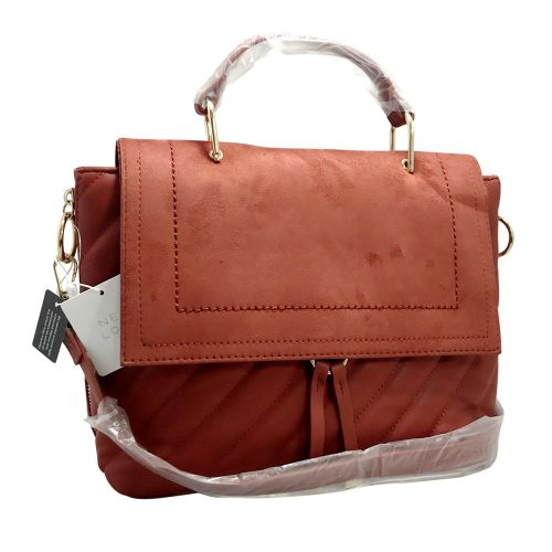 New Look Quita Quilted Satche Hand Bag