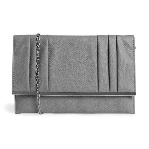 Primark Grey Snake Texture Bag