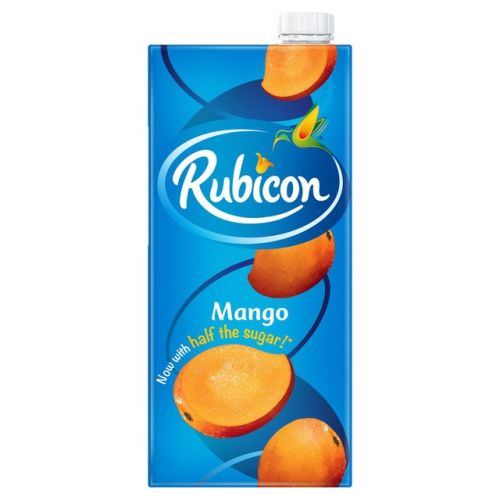 Rubicon Exotic Mango Juice Drink 1 ltr