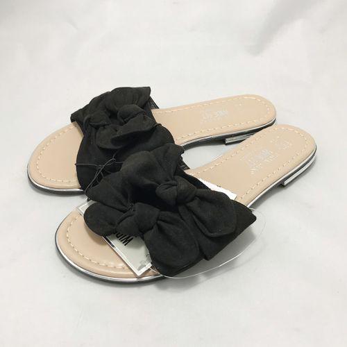 Primark Black & Nude Sandel