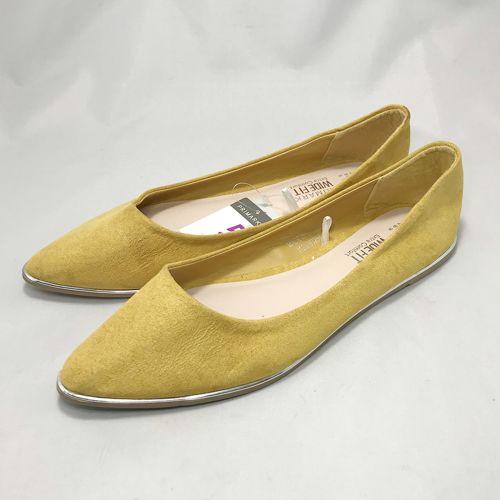 Primark  Yellow Sleeper Shoe