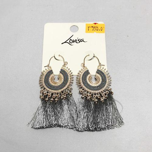 Lovisa Etch Bell Earring