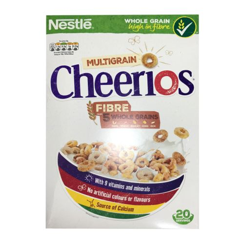 Nestle Cheerios Multigrain 600g