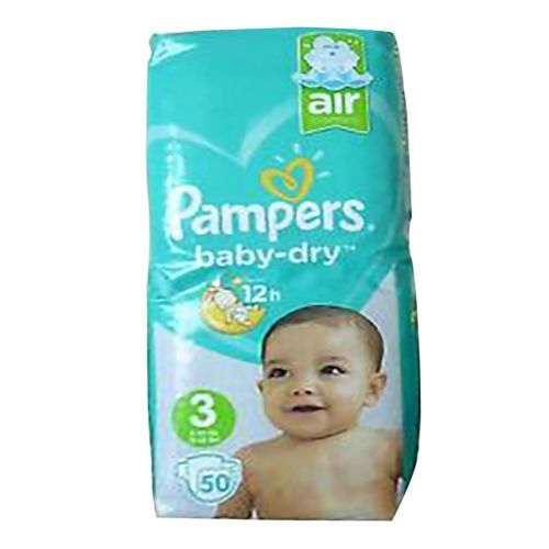 Pamper 3 Size Baby dry Nappy Pants