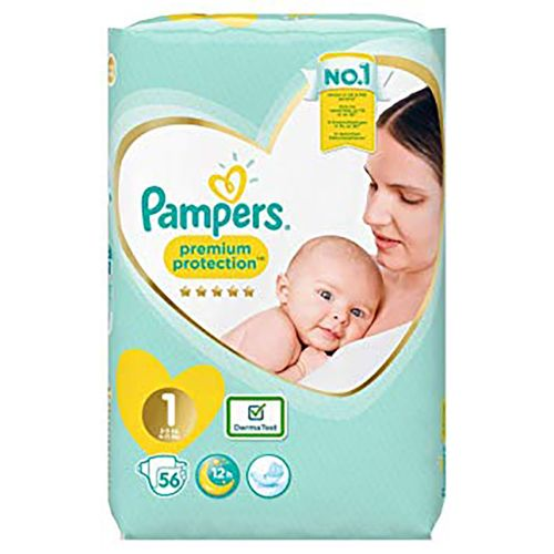 Pampers Premium Protection Size 1