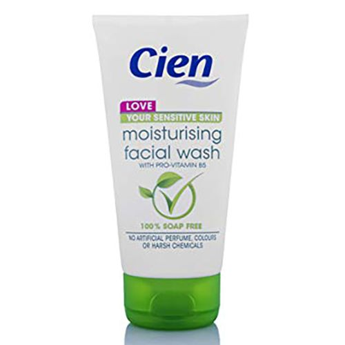 Cien Moisturising Facial Wash with Pro-Vitamin B5 150ml