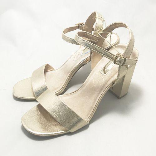 Primark Golden Heel Shoe