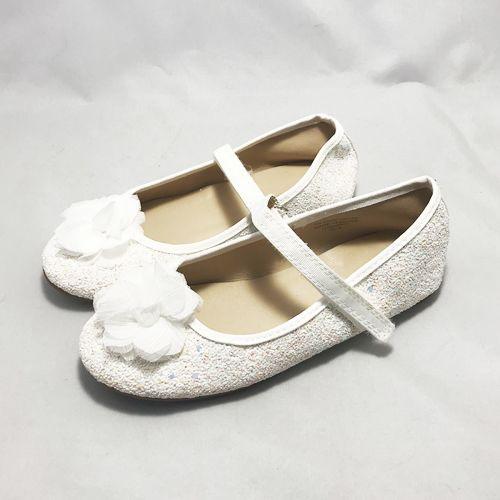 Primark White Flower kid's Shoe