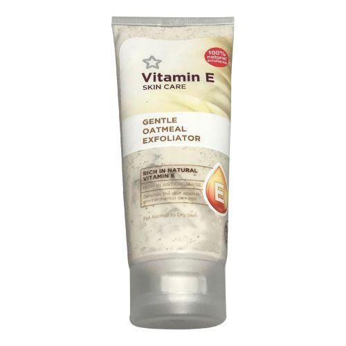 Superdrug Vitamin E Gentle Oatmeal Exfoliator 100ml