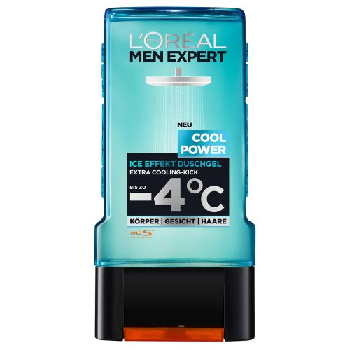 L'Oreal Paris Men Expert Cool Power Icy-Caps Shower Gel