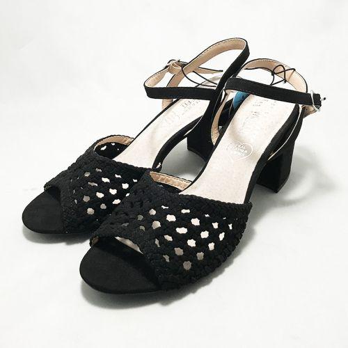 Primark Black Court Shoe